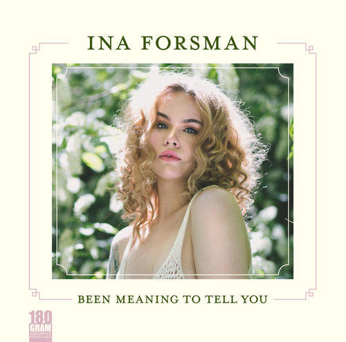 Ina Forsman - Been Meaning To Tell You - LP